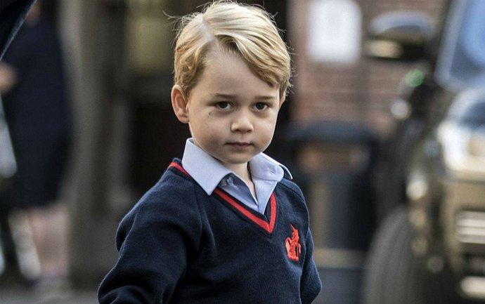 принц Уильям рассказал об увлечениях сына - фото 1