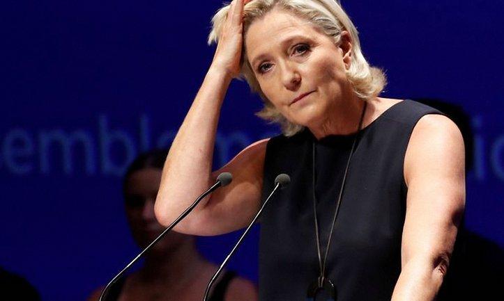 Марин Ле Пен назвала решение суда безумным - фото 1