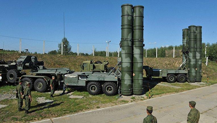 В оккупированном Крыму развернули ЗРК С-400 - фото 1