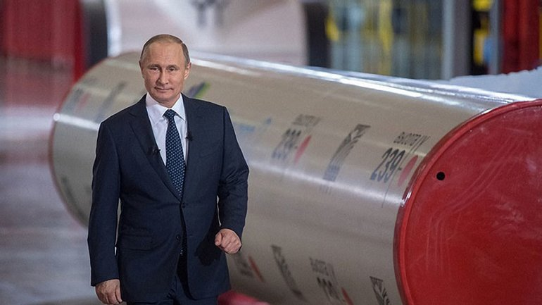 Путин готов тратить средства РФ на Северный поток-2 - фото 1