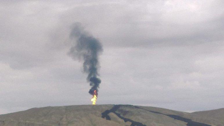 В Баку проснулся второй по величине в мире грязевой вулкан - фото 1