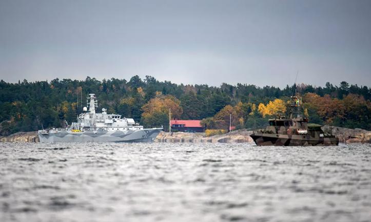 На островах архипелага Турку работают спецслужбы, полиция и военные - фото 1