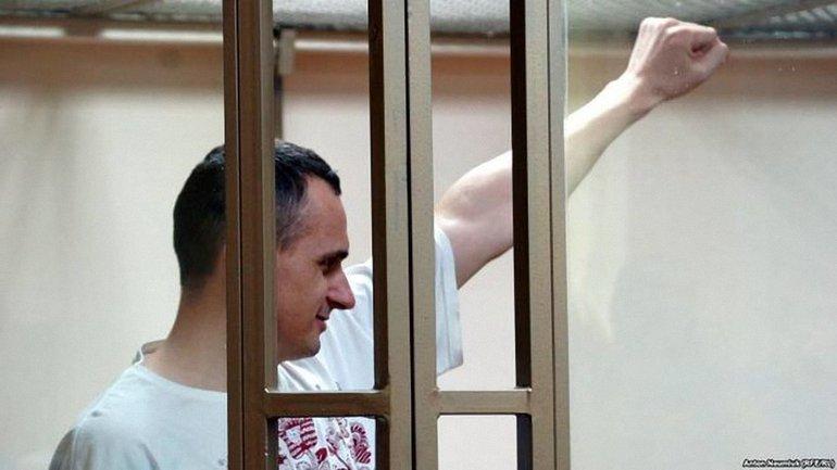 Олег Сенцов стал почетным гражданином Парижа— Новости— Эхо столицы, 24.09.2018