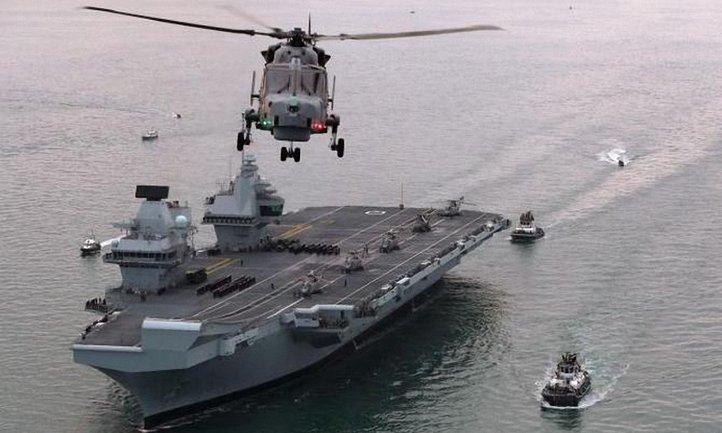 Британские моряки могут служить прикрытием на случай военной агрессии, но не гибридной - фото 1