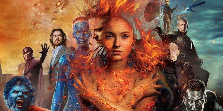 """Дата выхода и трейлер """"Люди Икс: Темный Феникс"""" - фото 1"""