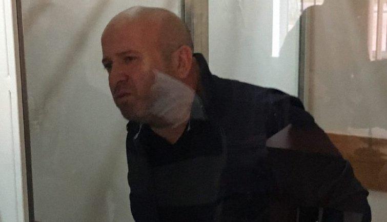 Варшанидзе помещен в следственный изолятор без права внесения залога - фото 1