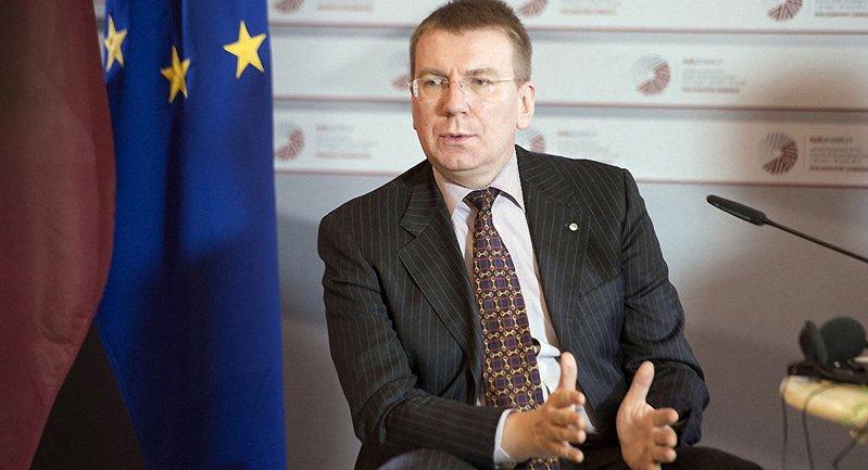 Латвия вместе с международным сообществом будет поддерживать политику непризнания незаконной аннексии Крыма - фото 1