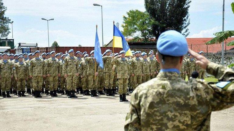 Резолюцию по миротворцам внесут в ООН в ближайшее время - фото 1
