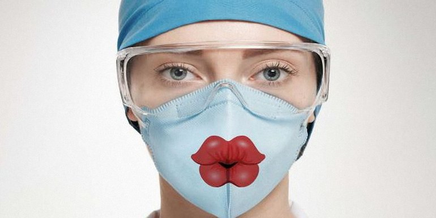 Хирургические маски совсем неэффективны на улице - фото 1