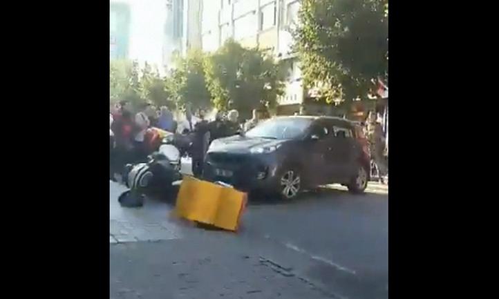 В Стамбуле неизвестный давил прохожих, а затем сбежал - фото 1