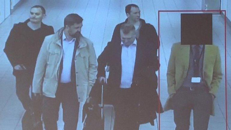 Агенты ГРУ в Нидерландах - фото 1