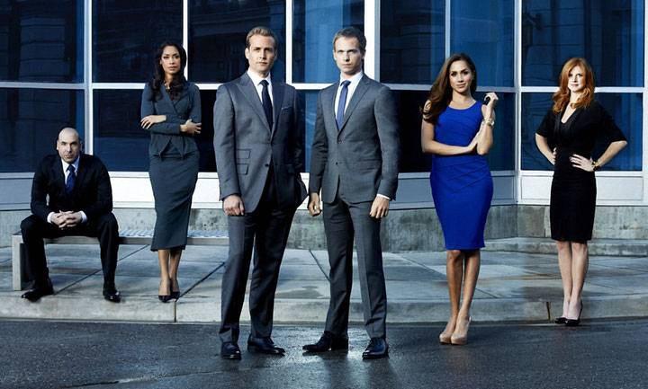 Список лучших сериалов про юристов - фото 1