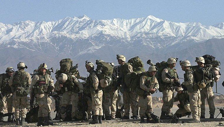 Афганистан - здесь американская армия задержалась на 13 лет - фото 1