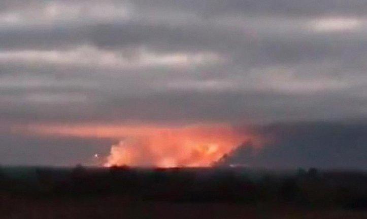 Сотрудники СБУ приступили к расследованию взрывов в Ичне - фото 1
