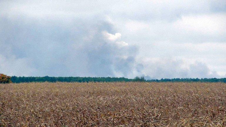 Антон Геращенко утверждает, что за взрывы в Ичне должны ответить в Генштабе - фото 1