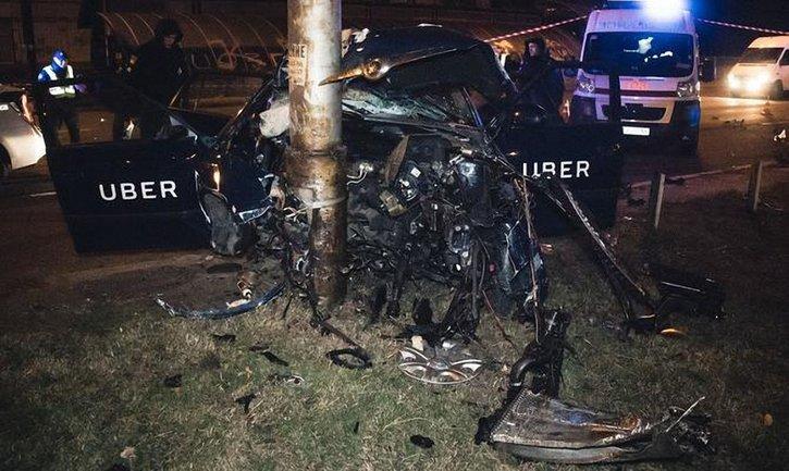 Водителя такси Uber выпустили из-под стражи - фото 1