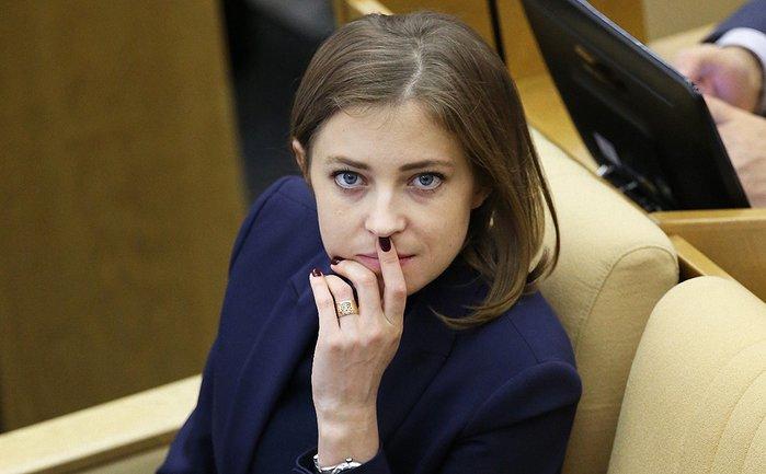"""Как пишет Поклонская, обвинения в отношении нее являются """"попыткой запугать"""" — фото 1"""