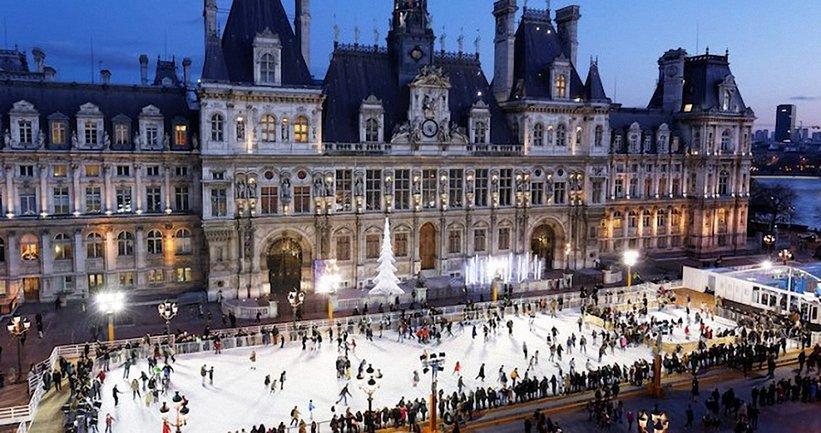 В Париже бездомные смогут жить в ратуше - фото 1