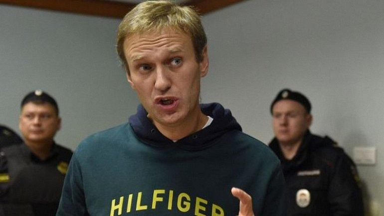 Навальный снова на свободе - фото 1