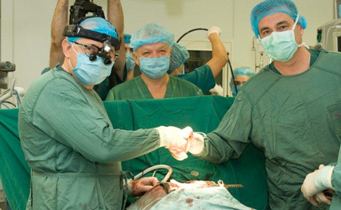 В Украине в третий раз за всю историю пациенту установили механическое сердце - фото 1