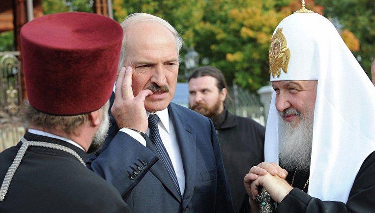 Лукашенко не смеет перечить Гундяеву - фото 1
