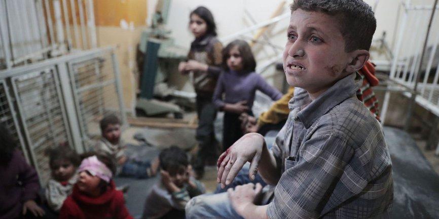 Журналисты утверждают о 106 химических атак в Сирии - фото 1