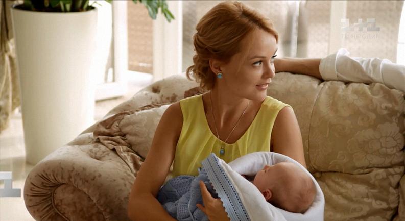 Две матери 2 серия: онлайн нового сериала на 1+1 - фото 1