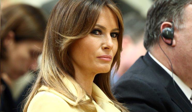 Мелания Трамп проккоментировала слухи об изменах мужа - фото 1