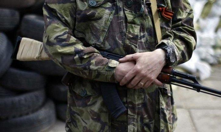Российские террористы легко ранили украинского военного - фото 1