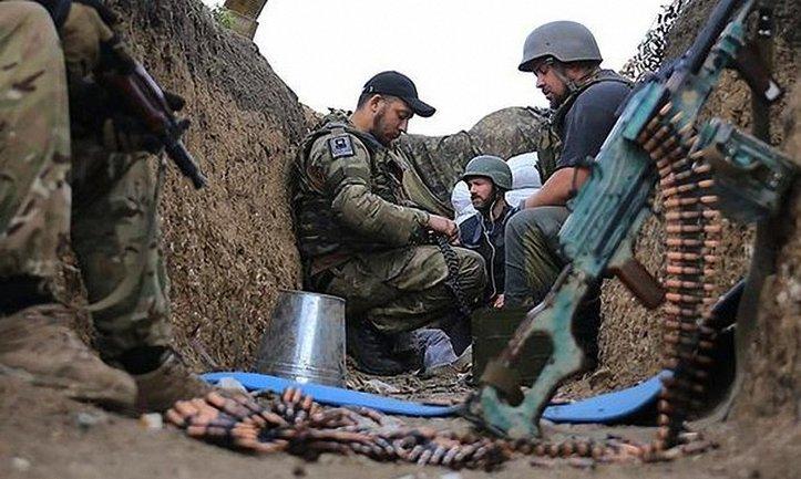 На Донбассе снизилась интенсивность обстрелов - фото 1