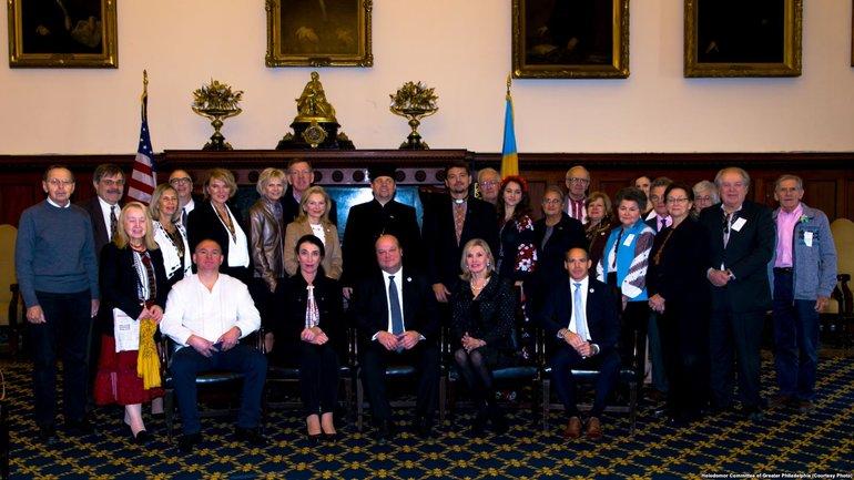Комитет Голодомора Филадельфии добился своего - фото 1