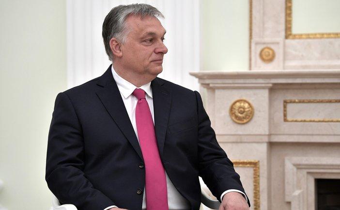Премьер-министр Венгрии Виктор Орбан - фото 1