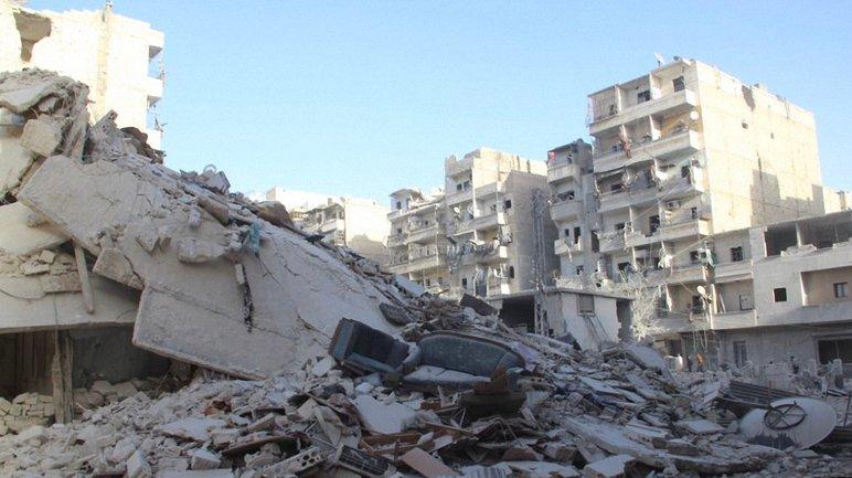 Сирия обратилась к ООН - фото 1
