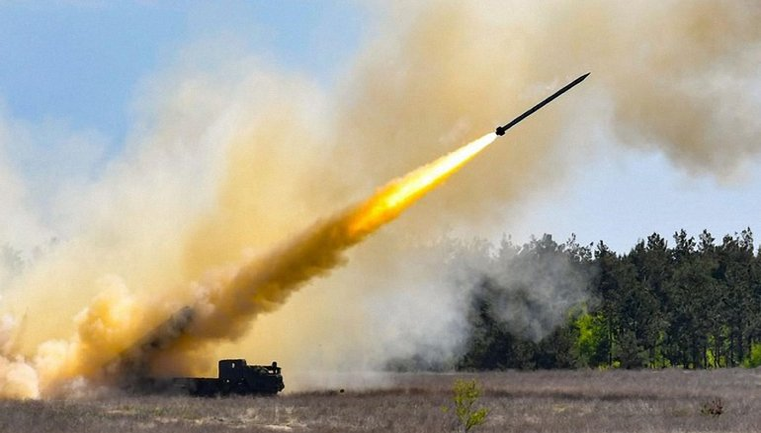 """Украинские военные получат на вооружение ракетный комплекс """"Ольха"""" - фото 1"""