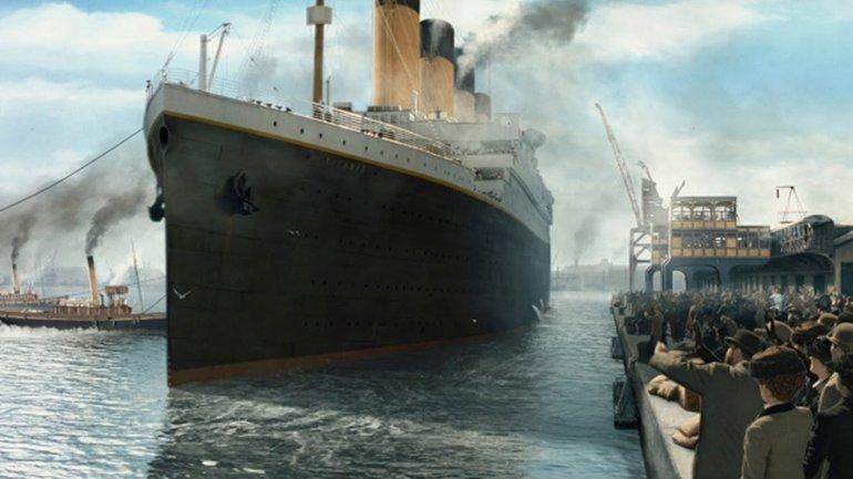"""Австралийский миллиардер строит точную копию """"Титаника"""" - фото 1"""