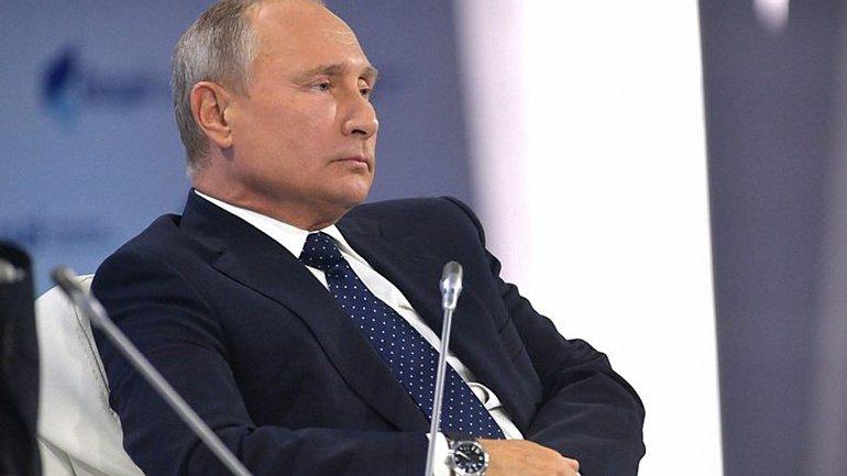 Путин ввел санкции против Украины - фото 1