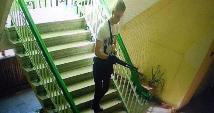 Росляков хотел сначала убить директора колледжа - фото 1