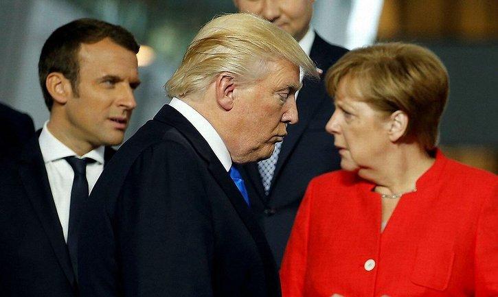 Это стало главной уступкой Меркель президенту США Дональду Трампу - фото 1