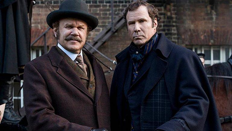 """Опубликован трейлер комедии """"Холмс и Ватсон"""" - фото 1"""