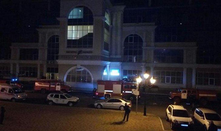 На территории стадиона Черноморец взрывались китайские гироскутеры - фото 1