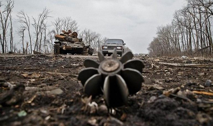 Террористы били из минометов - фото 1