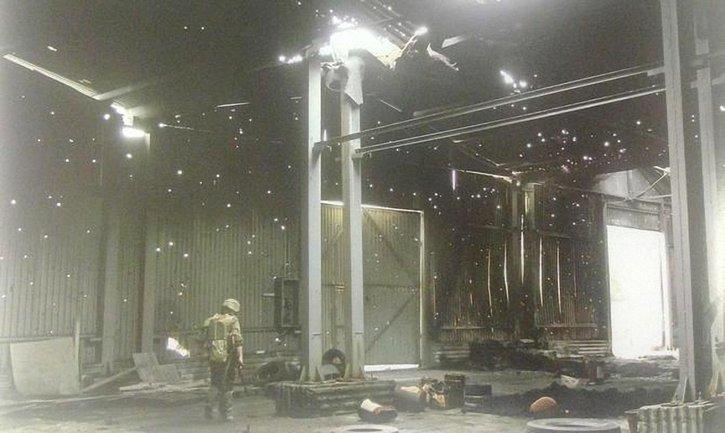 Российские террористы продолжают обстрелы - фото 1