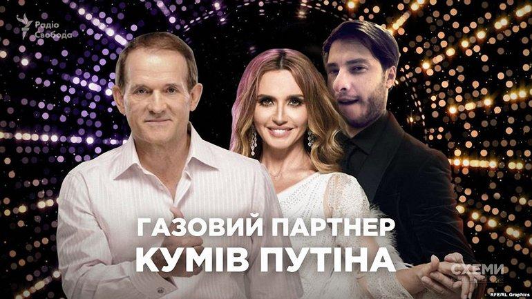 Медведчук и его шайка незаконно добывают украинский газ - фото 1