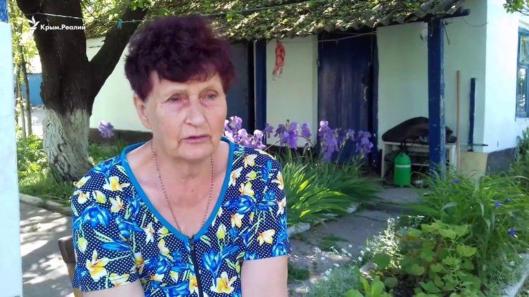 Мать осужденного в России украинского режиссера Олега Сенцова - фото 1