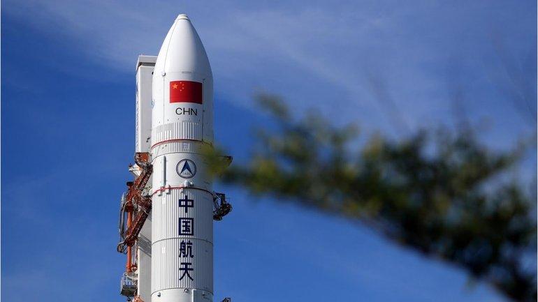 При запуске первой коммерческой ракеты в Китае произошла авария - фото 1