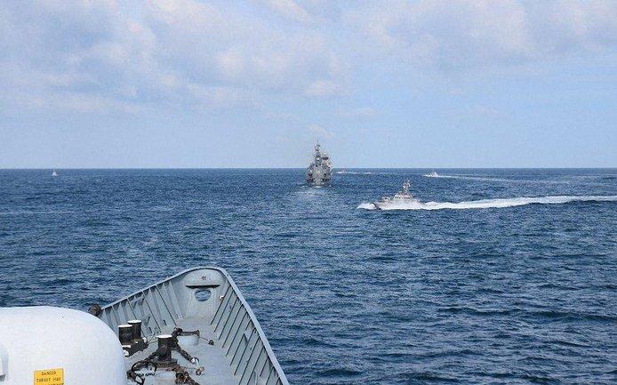 Россияне готовятся к блокаде портов - фото 1