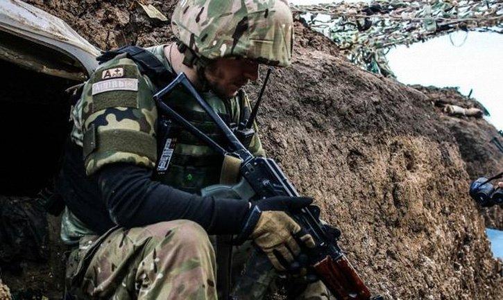 Украинским военным приходилось отвечать огнем на поражение - фото 1