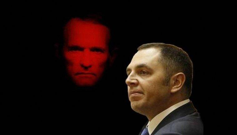 Андрей Портнов трижды за неделю катался в офис Медведчука - фото 1