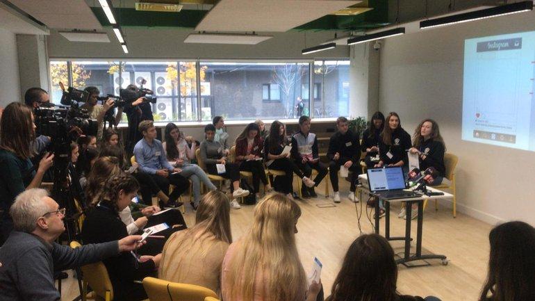 Киевских школьников будут обучать медиаграмотности - фото 1