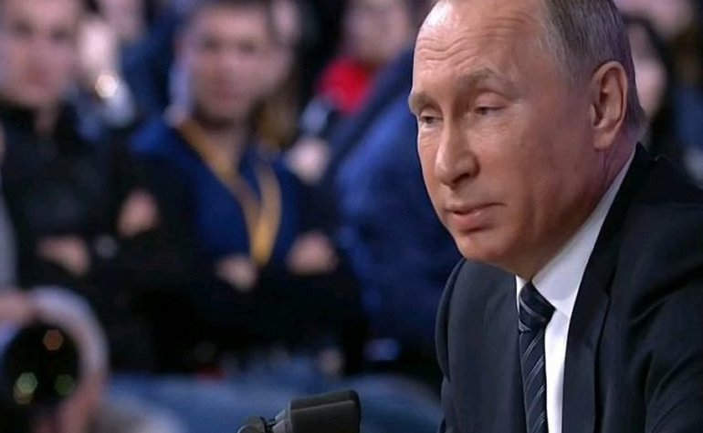 Путин бредит ущемлением русскоязычного населения - фото 1